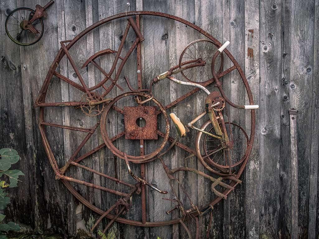 Bicycle Arbor
